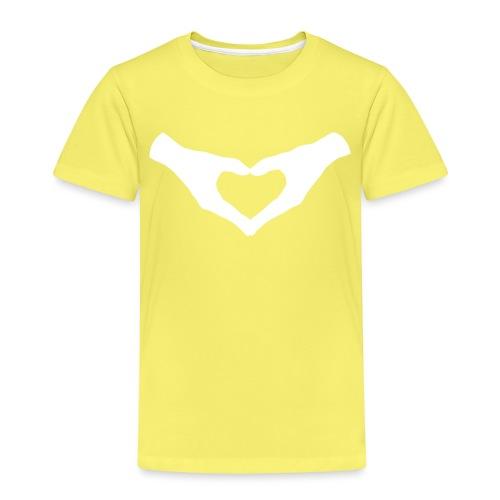 Herz Hände / Hand Heart 2 - Kinder Premium T-Shirt