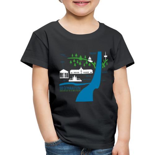 Kidscollection Wiehen - Kinder Premium T-Shirt
