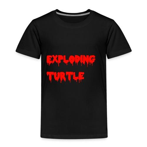 blood - Premium T-skjorte for barn