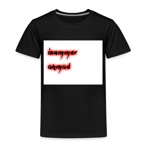 izummerahmad2 - Kids' Premium T-Shirt