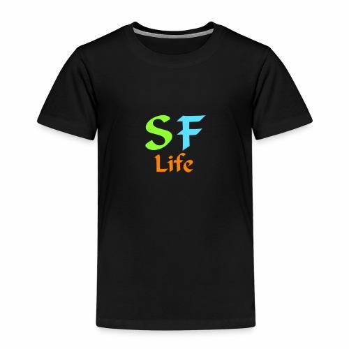 Sflife Merch - Børne premium T-shirt