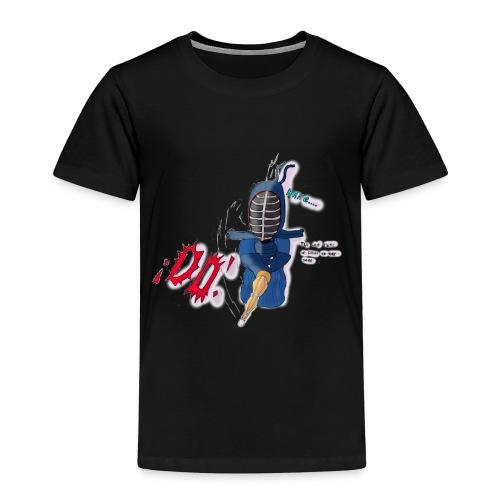 kendoDO - Camiseta premium niño