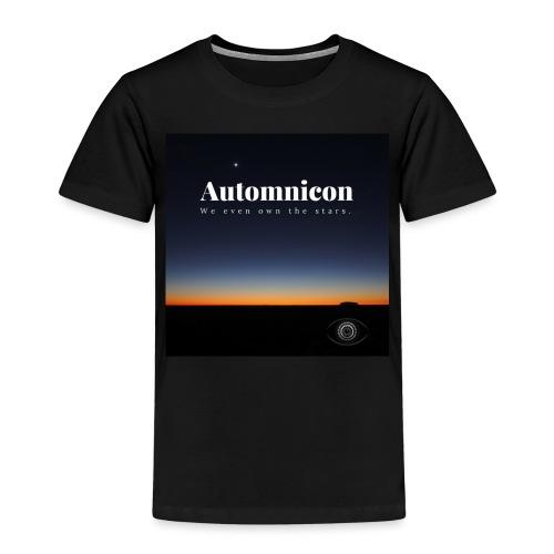 Automnicon. We even own the stars. - Kids' Premium T-Shirt