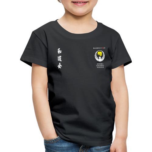 Samurai dojos Kodomokläder - Premium-T-shirt barn