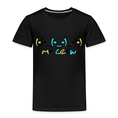 (-(-_(-_-)_-)-) - Kids' Premium T-Shirt