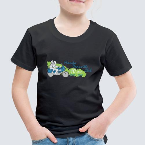 HDC jubileum logo - Kinderen Premium T-shirt