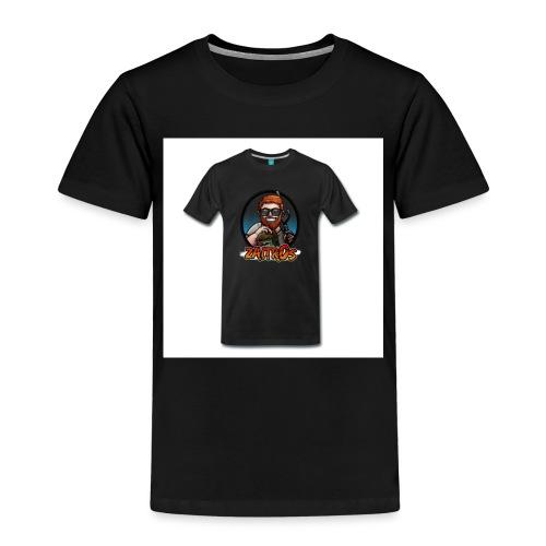 Zaitros tröja - Premium-T-shirt barn