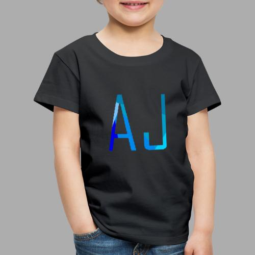 AJ No Background - Kids' Premium T-Shirt
