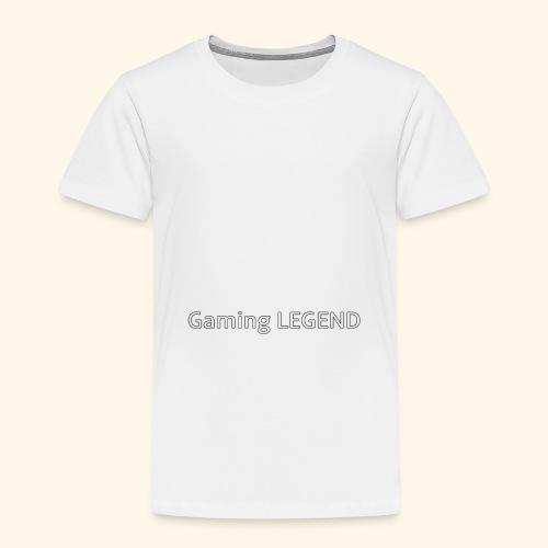 Gaming LEGEND - Kinderen Premium T-shirt