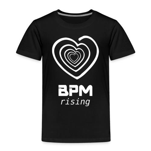 Heart BPM Rising - Kids' Premium T-Shirt