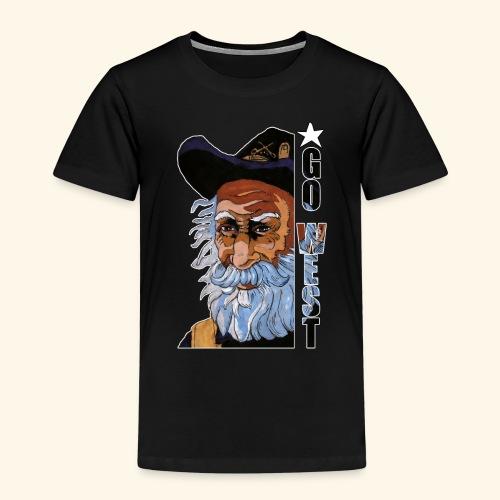 Go West - T-shirt Premium Enfant