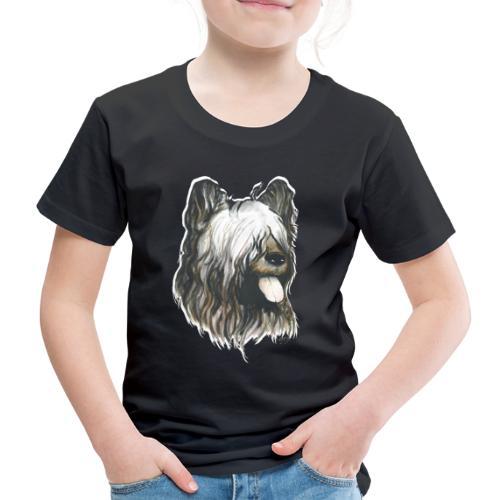 BRIARD Chien - T-shirt Premium Enfant