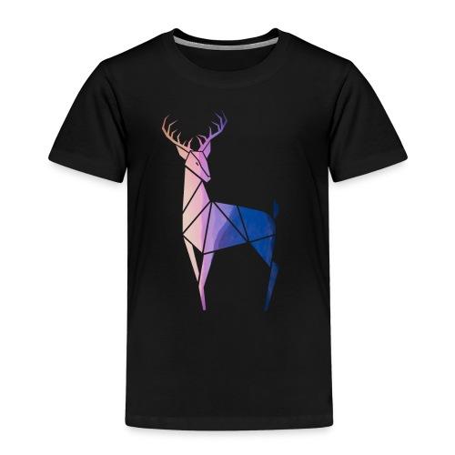 Mr. Sunset Deer - Koszulka dziecięca Premium
