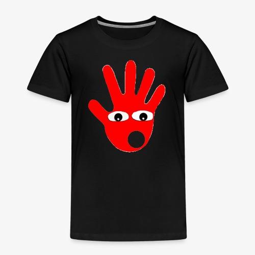 Hände mit Augen - T-shirt Premium Enfant