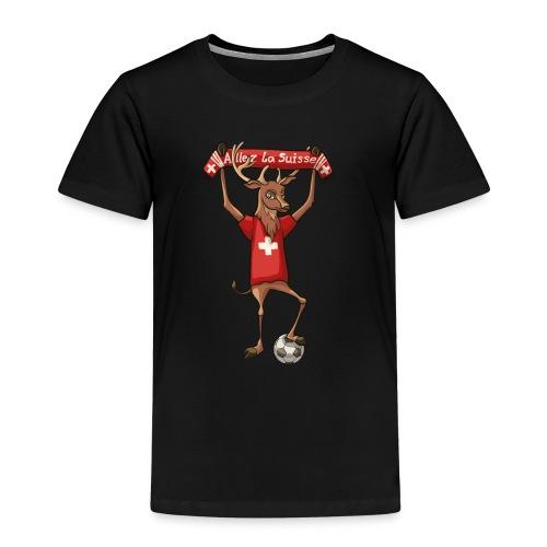 Allez la Suisse - Kinder Premium T-Shirt