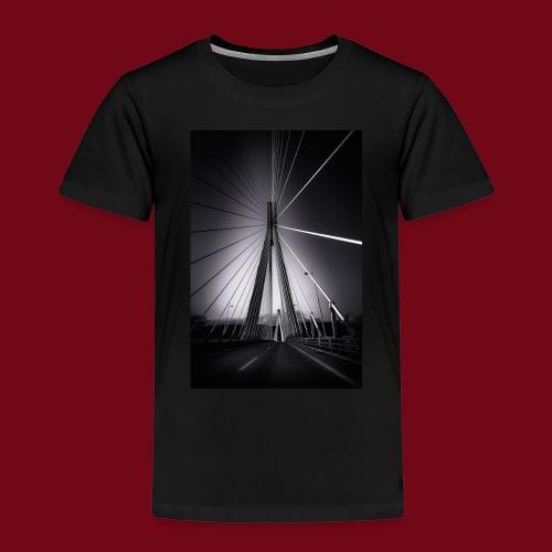 Rio-Andirrio-Brücke - Kinder Premium T-Shirt