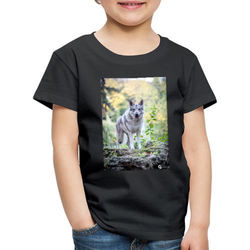 La Tanière des Chiens-Loups - T-shirt Premium Enfant