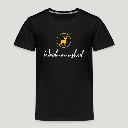 Waidmannsheil, ihr Jäger! Jäger Shirt Jaeger Shirt - Kinder Premium T-Shirt