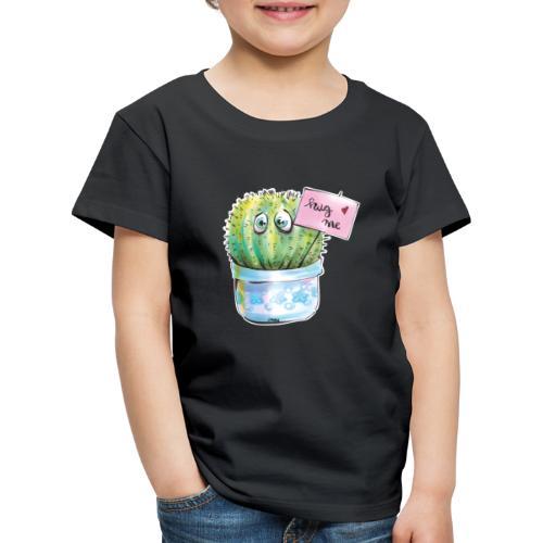 hug me - Kinder Premium T-Shirt