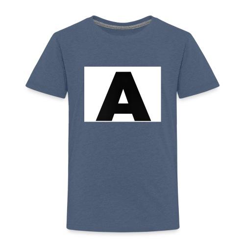 A-685FC343 4709 4F14 B1B0 D5C988344C3B - Børne premium T-shirt