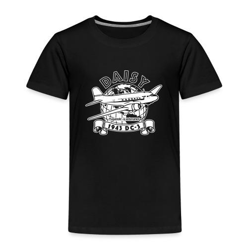 Daisy Globetrotter 2 - Premium-T-shirt barn