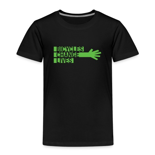 BCL Shirt Back White - Kids' Premium T-Shirt