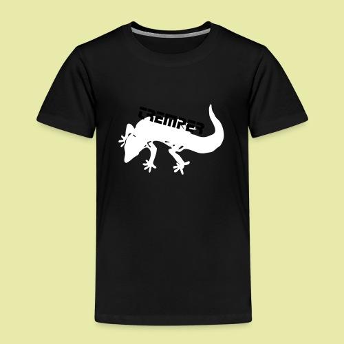 tremper_gecko_logo_einfach - Kinder Premium T-Shirt