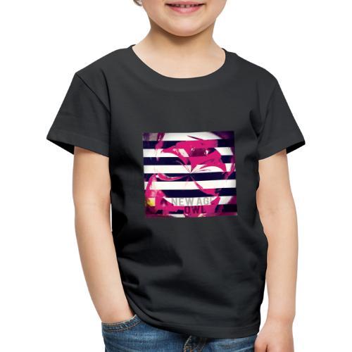 New age owl - Kids' Premium T-Shirt