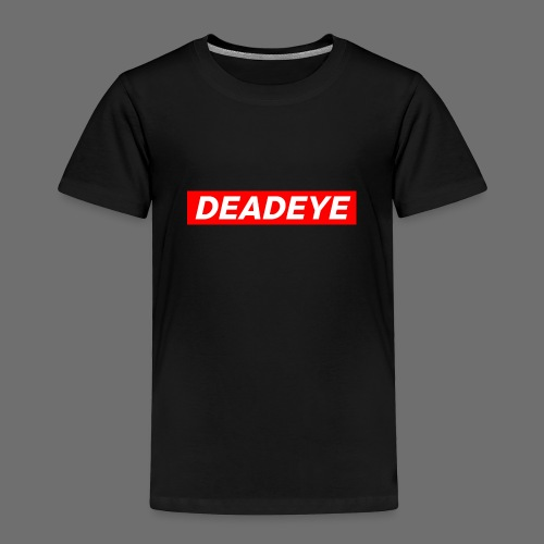 DeadEYE BOXLOGO - Premium T-skjorte for barn