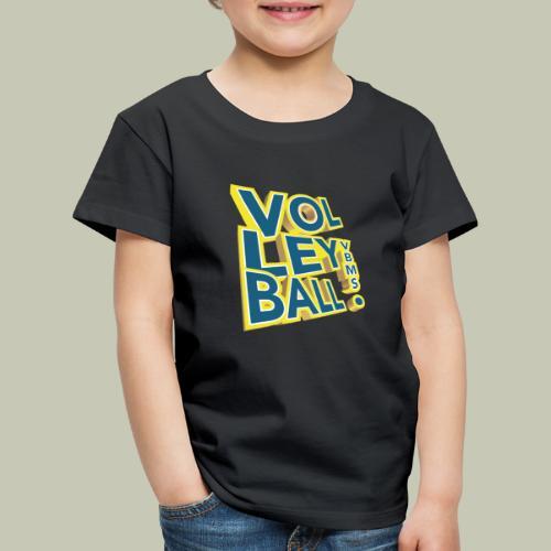 logo 3D - T-shirt Premium Enfant