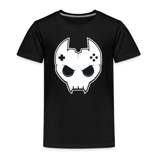 BTC Skull V3 - Kids' Premium T-Shirt