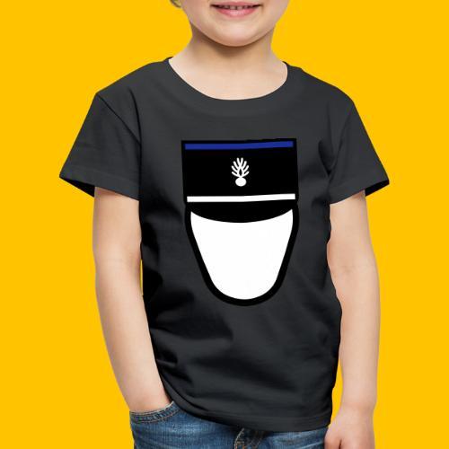 Gilet Sécurité - G.A. - Képi - T-shirt Premium Enfant