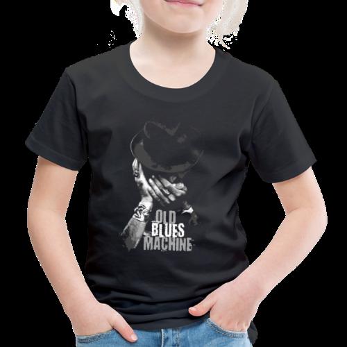 15-7 OLD BLUES MACHINE-Tekstiili- ja lahjatuotteet - Lasten premium t-paita