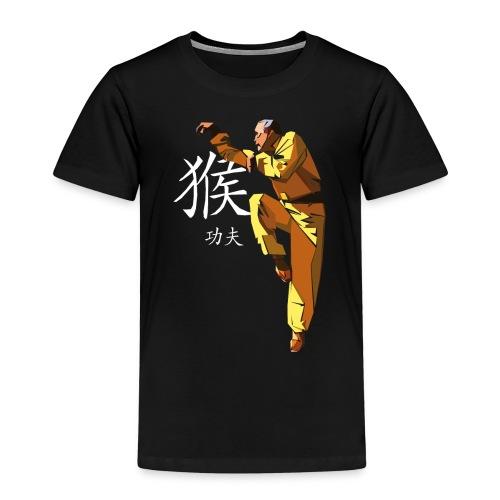 Monkey Style Kung Fu - Kids' Premium T-Shirt