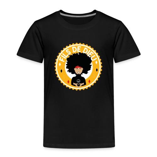 Fils de Dieu jaune - T-shirt Premium Enfant