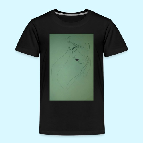 side profile - Kids' Premium T-Shirt