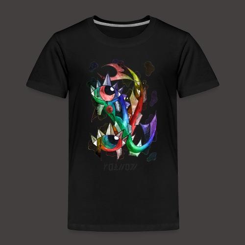 Poisson multi-color - T-shirt Premium Enfant