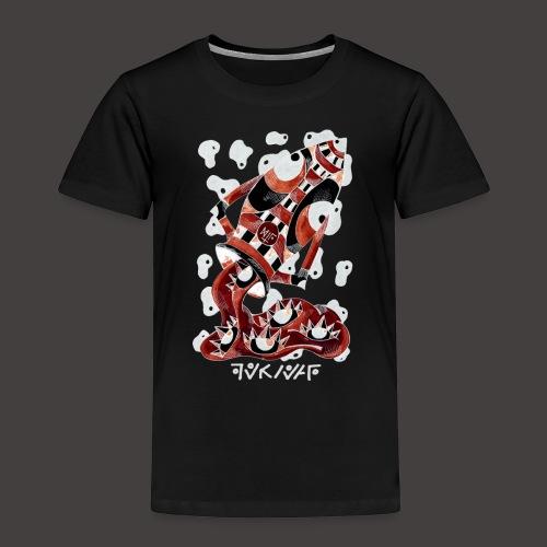 Verseau Négutif - T-shirt Premium Enfant