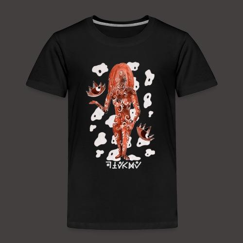 vierge Négutif - T-shirt Premium Enfant