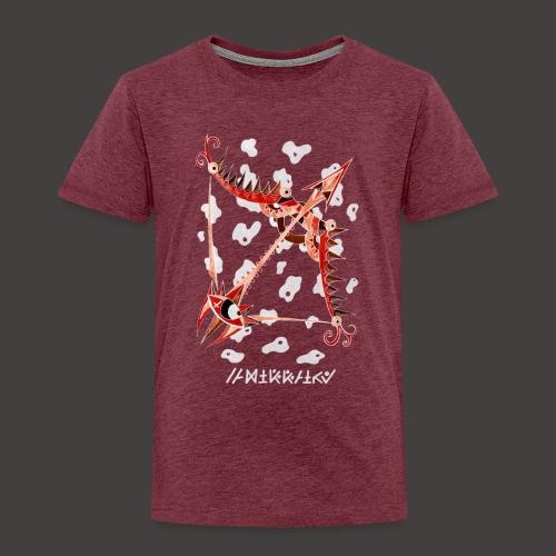 Sagittaire Négutif - T-shirt Premium Enfant