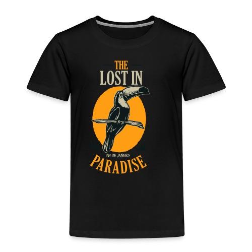 Lost in Paradise - Kinder Premium T-Shirt