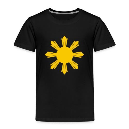 philippine sun hi - Maglietta Premium per bambini