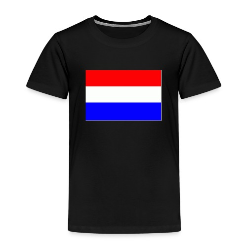 vlag nl - Kinderen Premium T-shirt