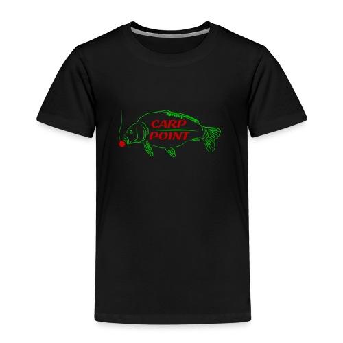 Carp Point new1 small - Kinder Premium T-Shirt