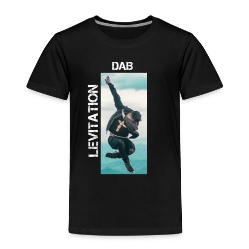 DAB levitation motif blanc - T-shirt Premium Enfant