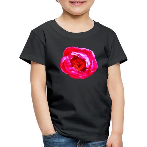 TIAN GREEN Garten - Pfingstrose 2020 01 - Kinder Premium T-Shirt