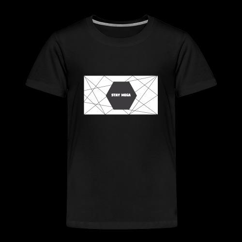 STAY MEGA LINES - Kids' Premium T-Shirt