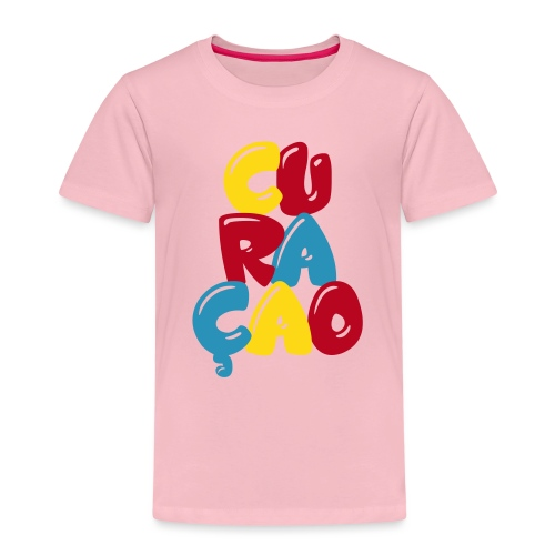 curacao - Kinderen Premium T-shirt