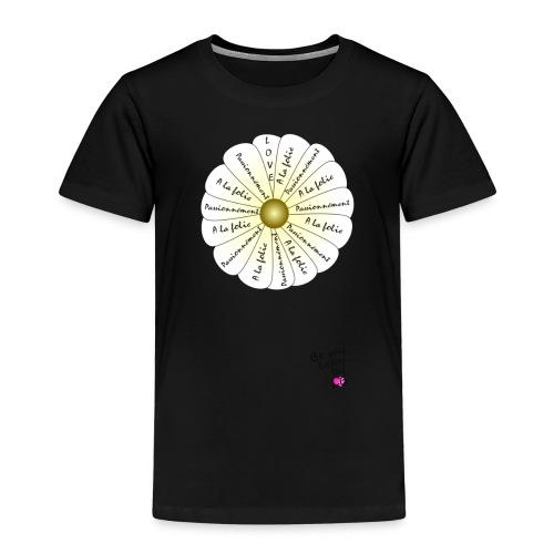 marguerite png - T-shirt Premium Enfant