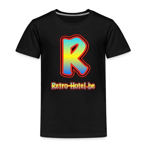 tshirtlogo png - Kinderen Premium T-shirt